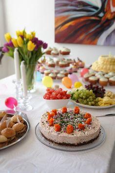 Puistolan bistro: Pikkuneidin 1-vuotisjuhlat Panna Cotta, Ethnic Recipes, Food, Dulce De Leche, Eten, Meals, Diet
