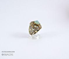 #anillo #plata #calcedonia #chalcedony #preciousgemstones #sterlingsilver  http://stores.ebay.es/ValentinaBaumJoyas www.facebook.com/eltaxadorbarcelona