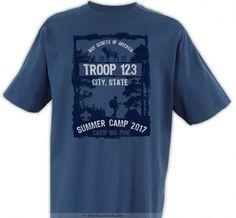 Moose+and+Hiker+-+Boy+Scout™+Troop+Design+SP5249