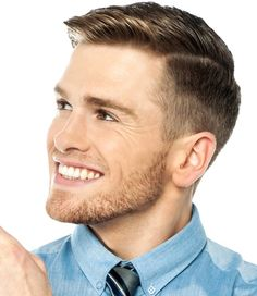 Bunte Haare » Mann Unterboten Top Knot Bun Frisur