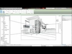 REVIT - Section Perspective Tutorial - YouTube