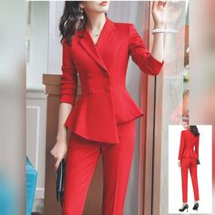 By LISUEYNE visit site to find your desired shade and size $69.99-$79.99 Stylish Work Outfits, Stylish Dresses, Classy Outfits, Stylish Outfits, Fashion Dresses, Work Suits For Women, Blazers For Women, Clothes For Women, Women Blazer