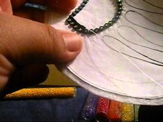 How to: Bead Native American Beadwork, Medallion--Love her videos, great for learning!