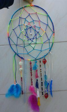Dreamcatcher/ atrapasueños multicolor