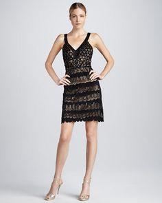 Women's Sue Wong Sleeveless Lace...    $550.00