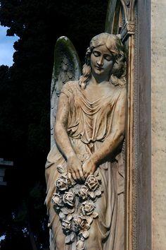Inglewood Park Cemetery, circa 1910, Los Angeles, 2008, by backstory1, via Flickr