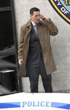 Keanu Reeves wears his hair like Speed on the set of Daughter Of God Keanu Charles Reeves, Keanu Reeves, Detective, John Wick Movie, Beautiful Men, Beautiful Things, Daughter Of God, Gossip, Handsome