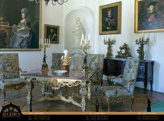 Rococo style by ALGEDRA Interior Design #Design #Home #Bedroom #HomeDecor #Architecture #Decor #InteriorDesign #House #Furniture #Modern #RealEstate #Kitchen #Residence #InteriorDesignIdeas #Beautiful #Decoration #DesignTrends #Ideas #Art #HomeDesign