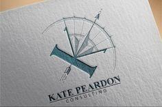 30+ Compass Logo Design Ideas, Inspiration and Examples