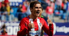 Manchester United City Arsenal AND Chelsea in for Antoine Griezmann? Transfer news and gossip from Sunday's papers