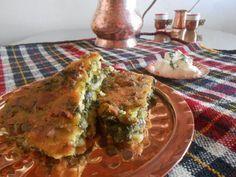 Μασόντρα – χορτόπιτα από το Παλαιοχώρι Συρράκου   Το σπιτάκι της Μέλιας