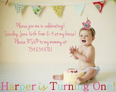 96 best best birthday invitations ideas images on pinterest in 2018 modern girl simple birthday photo custom by harperjubilee on etsy 1000 filmwisefo