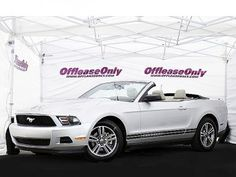 Ford Mustang Convertible 2011 V6 3.7L/227 http://www.offleaseonly.com/used-car/Ford-Mustang-Convertible-1ZVBP8EM9B5120249.htm?utm_source=Pinterest_medium=Pin_content=2011%2BFord%2BMustang%2BConvertible_campaign=Cars
