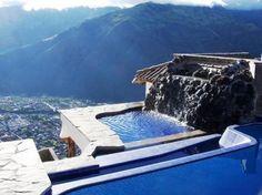 Ecuador. Luna Rutun Spa Hotel