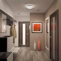 интерьер квадратной прихожей в квартире - Поиск в Google