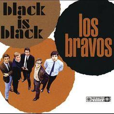Los Bravos - Black Is Black - Original Press Label Vinyl, Record, LP, Album Black Queen, 60s Music, Vinyl Labels, Lost In Translation, British Invasion, Motown, Vietnam War, Rock Music, Album Covers