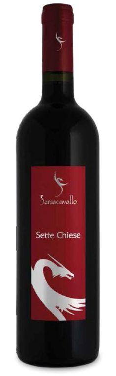 Serracavallo vino Calabria Sette Chiese