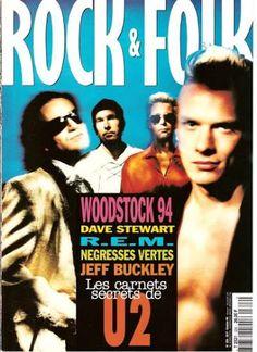 U2, Rock & Folk N° 326 (October 1994) #u2newsactualitepinterest #u2newsactualite #bono #theedge #larrymullen #adamclayton #u2 #music #rock #rockandfolk  http://bruno.cornen.pagesperso-orange.fr/Rock%20U2.htm