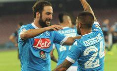 Higuain e Insigne gemelli del goal! Nella storia del Napoli nessuno come loro