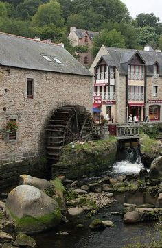 ♔ Pont Aven ~ Brittany