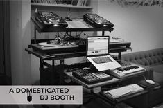 Image result for dj desk