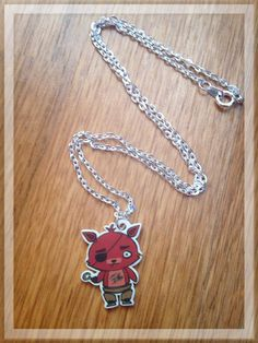 Hey, I found this really awesome Etsy listing at https://www.etsy.com/listing/223798644/five-nights-at-freddys-chibi-foxy