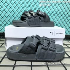 53b3db43d079 130 Full Fill The Puma Collaboration Publishing Sandals X Han Kj Benhavn  Northern Wind Limited Collaboration Sandals Summer Upstart 03 Bhlz12 Size  36 43 ...