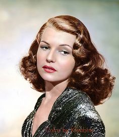 "Rita Hayworth in ""Tales of Manhattan"", 1942 