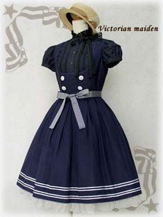 Victorian maiden    LOVE this