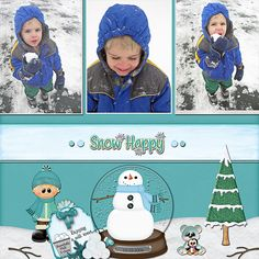 Snow Happy  Credits: Winter Fun, Marniejo's House of Scraps Font Used: Wizards Magic and Kalinga  Available At:   https://www.mymemories.com/store/display_product_page?id=MJHS-CP-1501-78246 PrintMasterPacks (45% off until Jan 16) http://www.printmasterpacks.com/store/display_product_page?id=MJHS-CP-1501-78246 PrintShopPacks (45% off until Jan 16) http://www.printshoppacks.com/store/display_product_page?id=MJHS-CP-1501-78246 ScrapbookBoutiqueOnline (45% off)