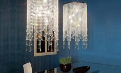LAMPS VENEZIA | Cattelan Italia A strikingly opulent  chandelier sure to make your company swoon with envy at any gathering.