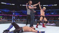 #WWE: Resultados de SmackDown Live 18 de octubre de 2016