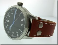 Ticino 44mm Automatic Pilot Watch