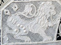 Dresden Whitework embroidery