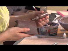 How to Create Tactile Decoration w/ Slip Trailing, Terra Sig, & Glazes | LIZ ZLOT SUMMERFIELD