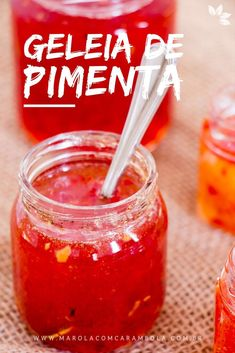 Jam Recipes, Sweet Recipes, Cooking Recipes, Chutney, Pasta, Pickles, Brunch, Food And Drink, Homemade