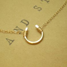 Tiny Luck Necklace