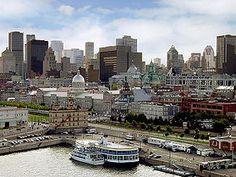 MONTREAL, la mayor ciudad de la provincia de Quebec en Canadá. Se sitúa en la isla del mismo nombre entre el río San Lorenzo y la Riviere des Prairies. Se habla inglés y francés.