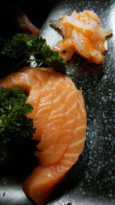 #sake sashimi #ika sashimi #millhouse sushi prague