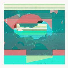 Abstract composition 275 modern art minimal art by jesusperea