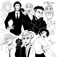 http://princecanary.tumblr.com/post/106754305395/just-doodles-because-i-am-lame