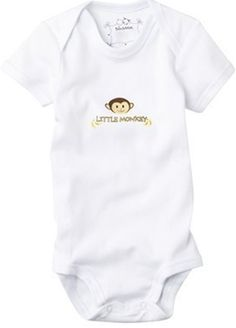 """""""Little Monkey"""" One Piece.    Sizes available are newborn to 18 months.  $21 @ www.mybabypeanut.com"""