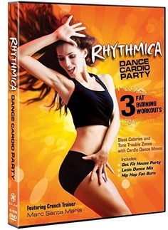 Marc Santa Maria & Andrea Ambandos - Rhythmica: Dance Cardio Party