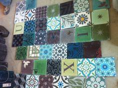 My new tiles
