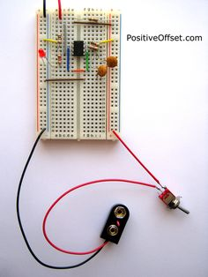 """Build Your Own Clark Zapper"" Breadboard Kit"