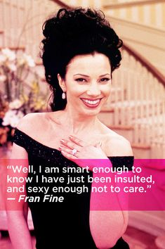 "Just remember to stay true to yourself and your fabulousness will shine through. | 23 Life Lessons You Can Learn From ""The Nanny"""