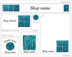 Custom stationery package  digital printable  by NewCreatioNZ, $20.00