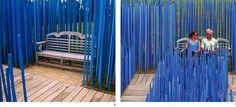 Claude Cormier - Landscape Architecture + Urban Design -BLUE STICK GARDEN