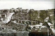 Abbasağa parkı, Beşiktaş, 1940'lı yıllar