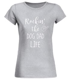 """# Rockin the dog dad Life T-Shirt Funny family .  Special Offer, not available in shops      Comes in a variety of styles and colours      Buy yours now before it is too late!      Secured payment via Visa / Mastercard / Amex / PayPal      How to place an order            Choose the model from the drop-down menu      Click on """"Buy it now""""      Choose the size and the quantity      Add your delivery address and bank details      And that's it!      Tags: Skeleton , ing , queen , matching…"""